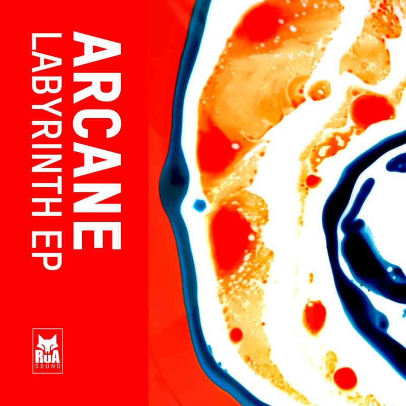 """Arcane/LABYRINTH EP 12"""""""
