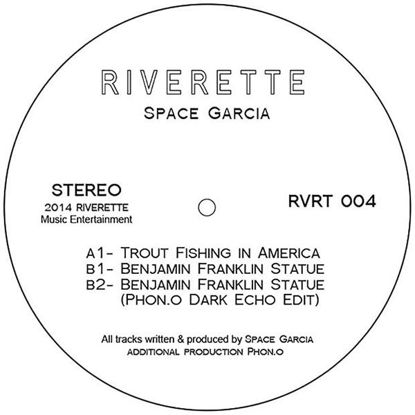 "Space Garcia/TROUT FISHING... 12"""