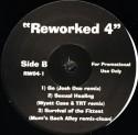 """Various/REWORKED VOL 4 12"""""""