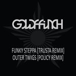 Goldffinch/FUNKY STEPPA (TRUSTA RMX) 12""