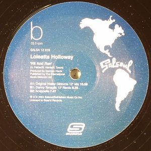 """Loleatta Holloway/HIT AND RUN 12"""""""