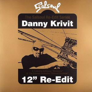 """Danny Krivit/SALSOUL RE-EDIT #12005 12"""""""