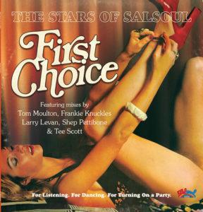 First Choice/STARS OF SALSOUL DLP