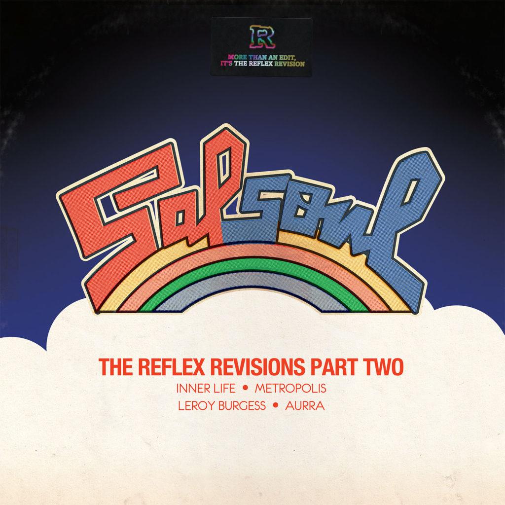 Reflex/SALSOUL REVISIONS PT 2 DLP