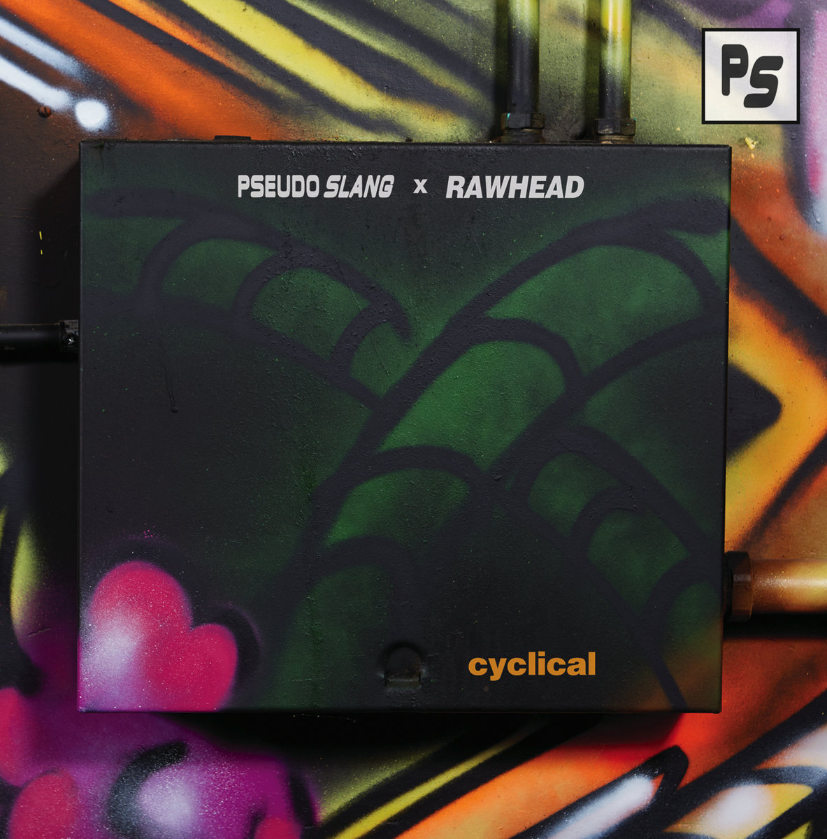 """Pseudo Slang & Rawhead/CYCLICAL 12"""""""
