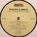 "Opolopo/LIGHTS, ROBOTS 'N' LOVE-DOMU 12"""