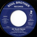 Gil Scott-Heron/THE BOTTLE 7""