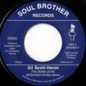 """Gil Scott-Heron/THE BOTTLE 7"""""""