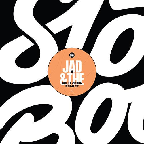 "Jad & The/BELLS CREEK ROAD EP 12"""