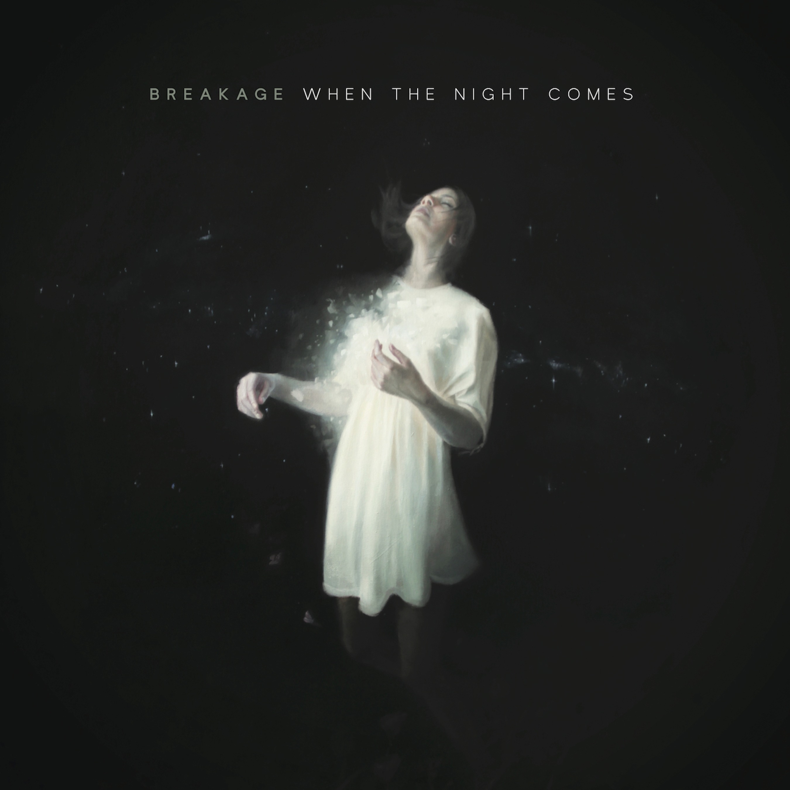 Breakage/WHEN THE NIGHT COMES CD