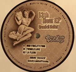 "Daniel Solar/13TH HOUR EP 12"""