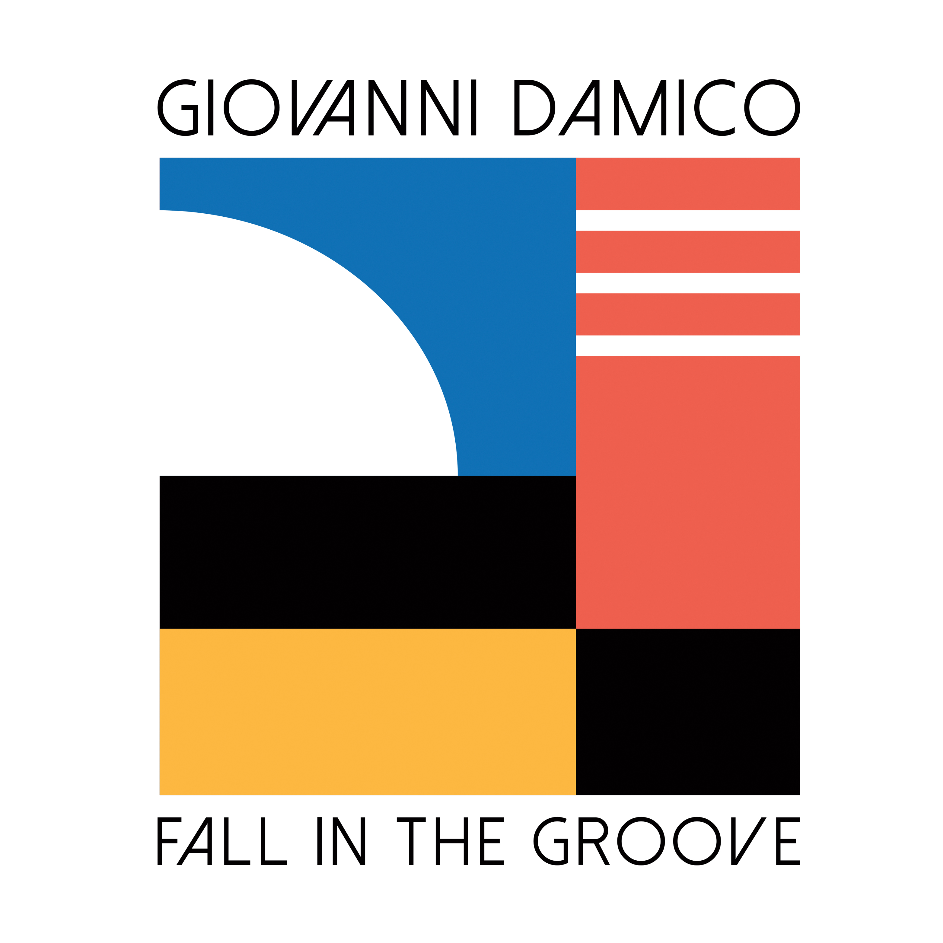 Giovanni Damico/FALL IN THE GROOVE 12""