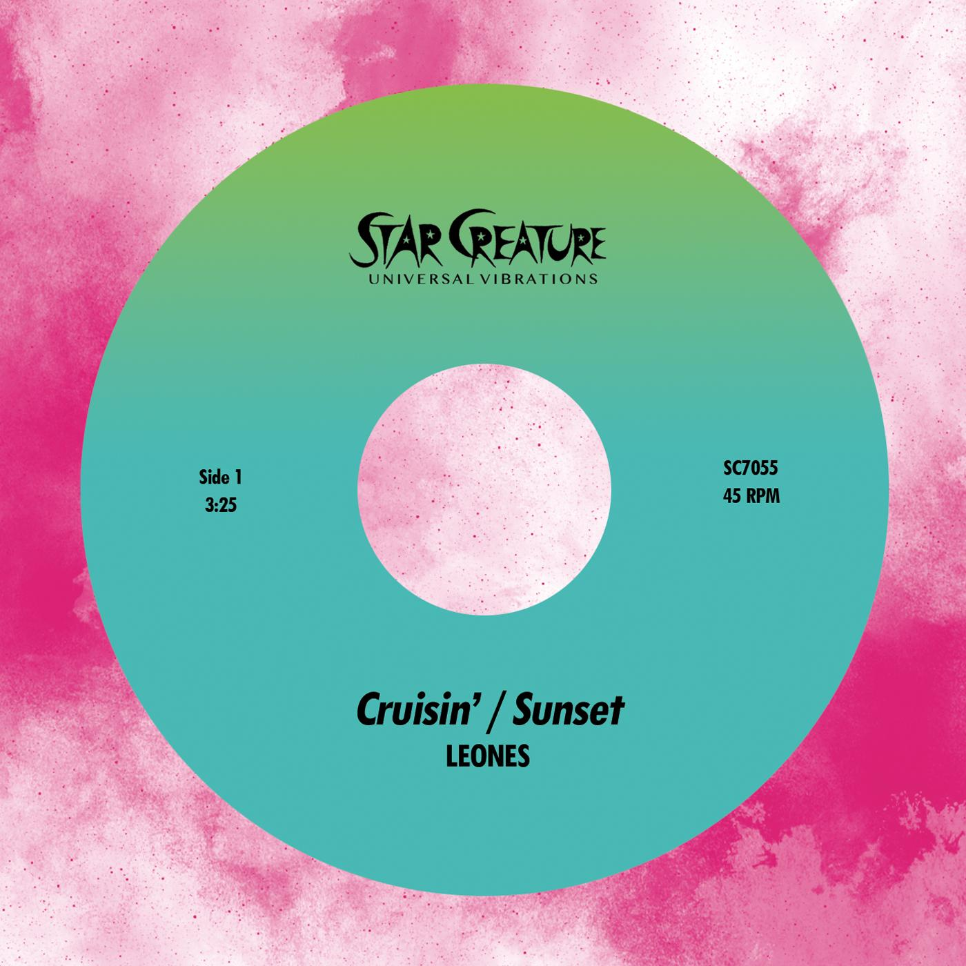 """Leones/CRUISIN & SUNSET 7"""""""