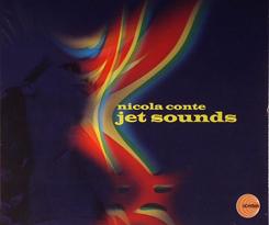 Nicola Conte/JET SOUNDS REMASTERED CD