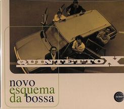 Quintetto X/NOVO ESQUEMA DA BOSSA CD