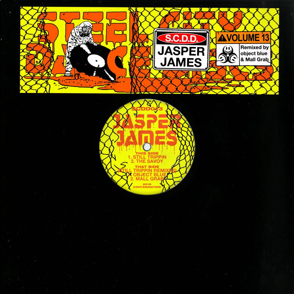 "Jasper James/SCDD013 12"""