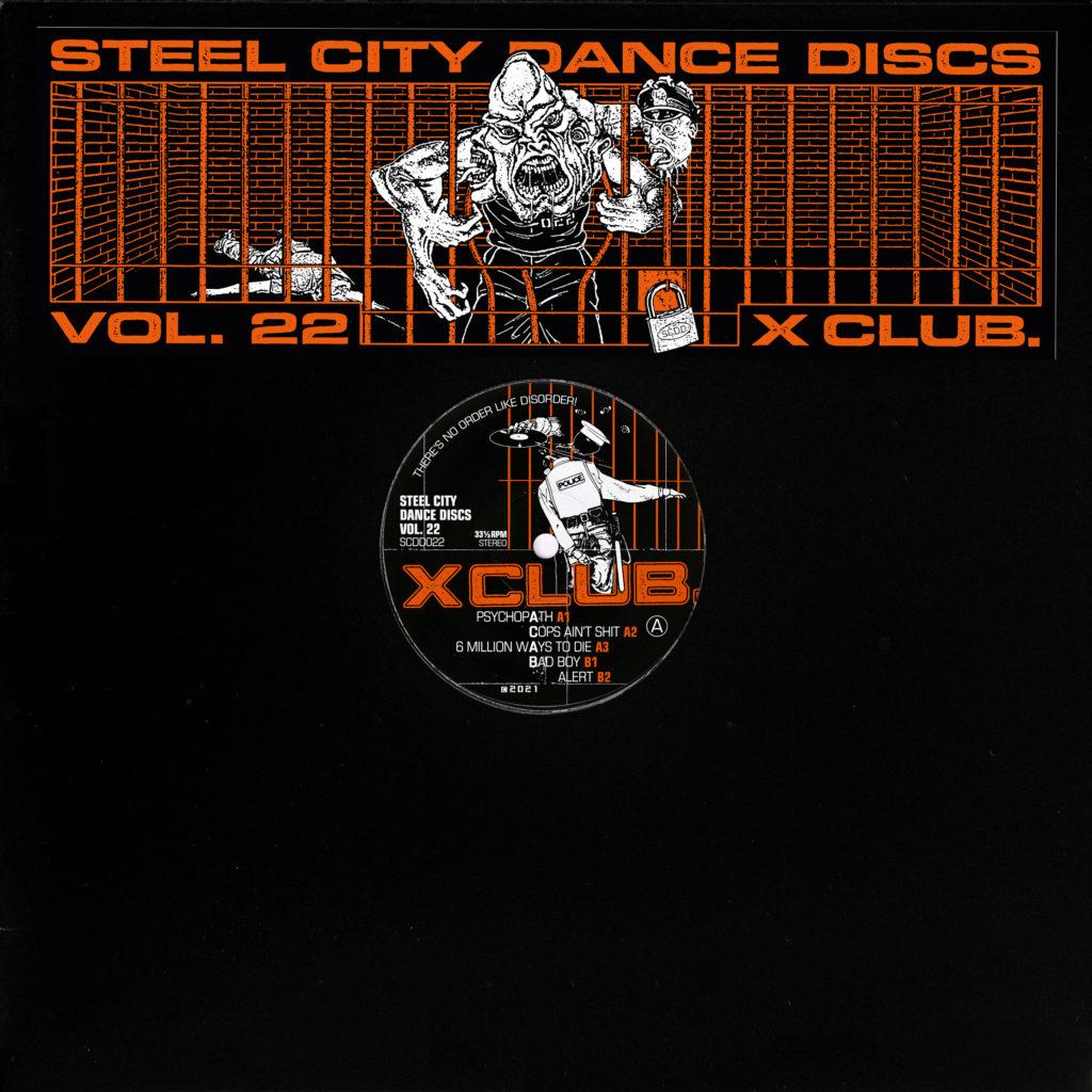 """X Club/SCDD022 12"""""""