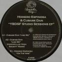 "Homero Espinosa/YBDSF STUDIO SESSION 12"""