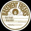 "Basement Freaks/BASEMENT FREAKS EP 12"""
