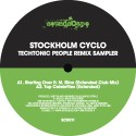 "Stockholm Cyclo/TECHTONIC REMIXES 12"""