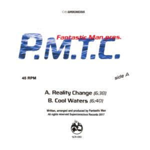 "Fantastic Man/REALITY CHANGE 12"""