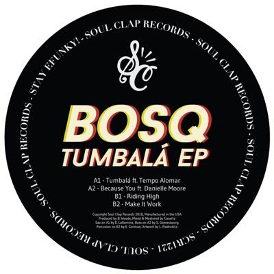 """Bosq/TUMBALA EP 12"""""""