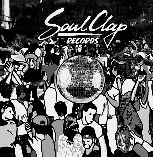 Soul Clap/READY TO FREAK 12""