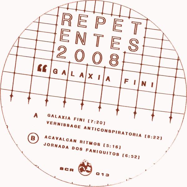"Repetentes 2008/GALAXIA FINI EP 12"""