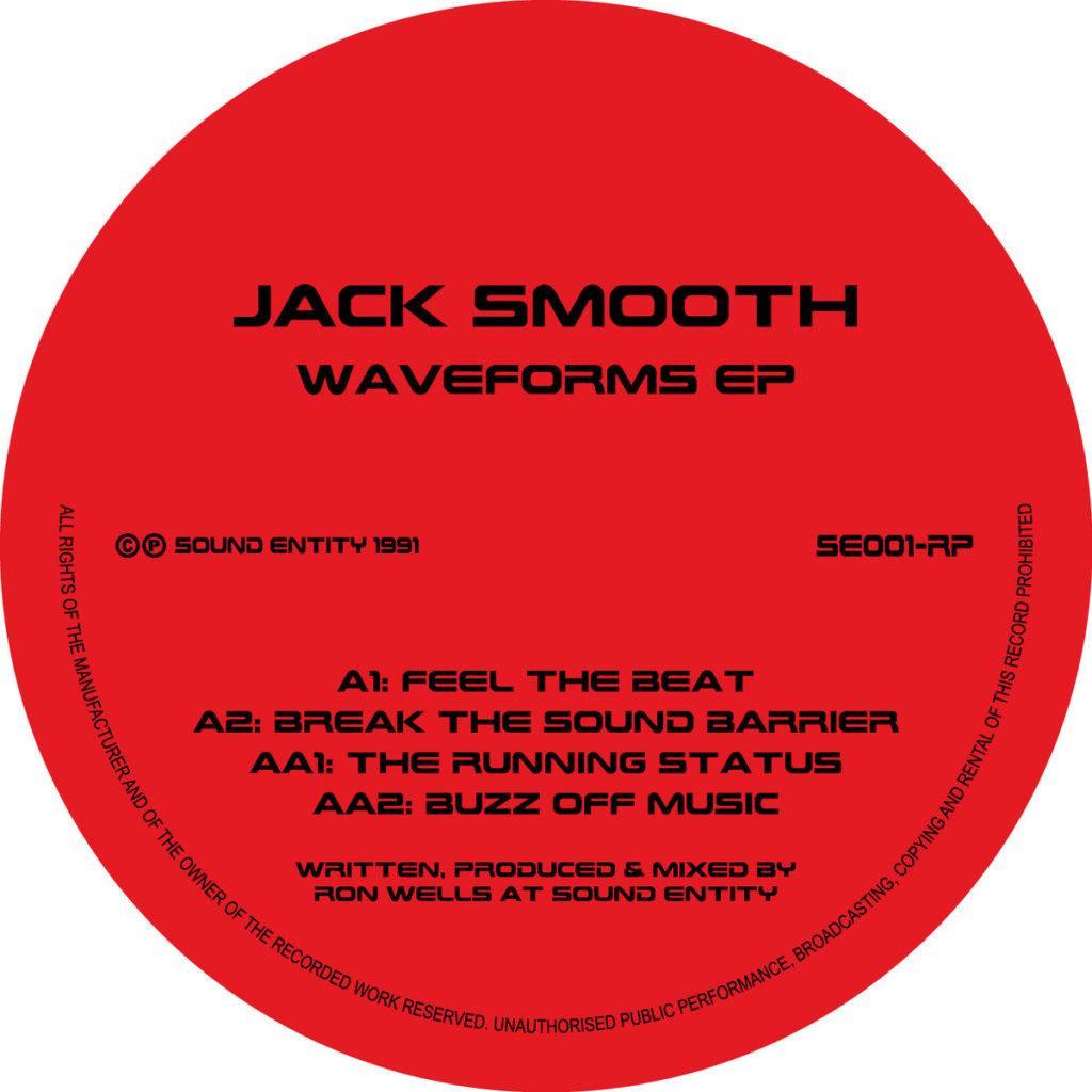 "Jack Smooth/WAVEFORMS EP 12"""