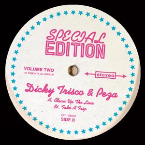 "Dicky Trisco & Peza/SPECIAL ED. V2 12"""