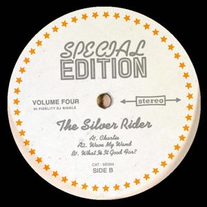"""Silver Rider/SPECIAL ED. V4 12"""""""