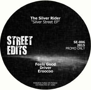 "Silver Rider/SILVER STREET EP 12"""