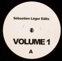 """Sebastian Leger/RE-EDITS VOL. 1 12"""""""
