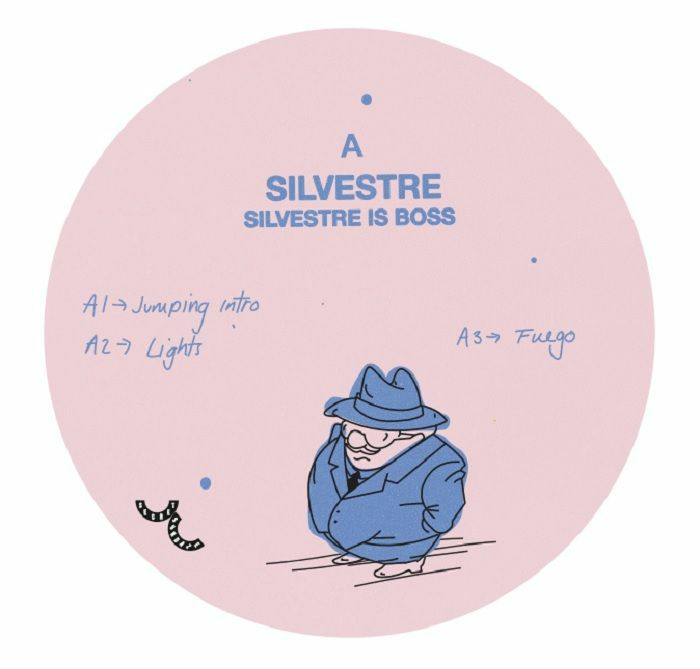 Silvestre/SILVESTRE IS BOSS EP 12""