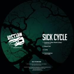 """Sick Cycle/SUBSONIC NEW WORLD ORDER 12"""""""