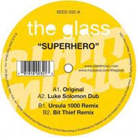 "Glass, The/SUPERHERO 12"""