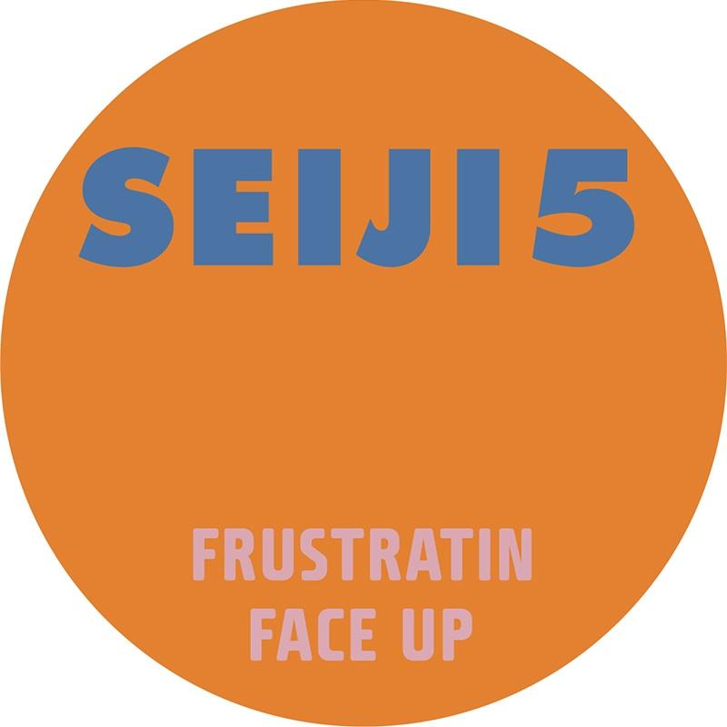 """Seiji/FRUSTRATIN 12"""""""