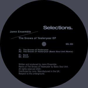 """Jamn Ensemble/THE SNOWS OF... EP 12"""""""