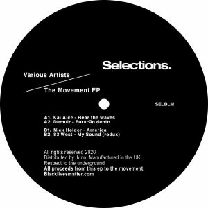 Various/THE MOVEMENT EP 12""
