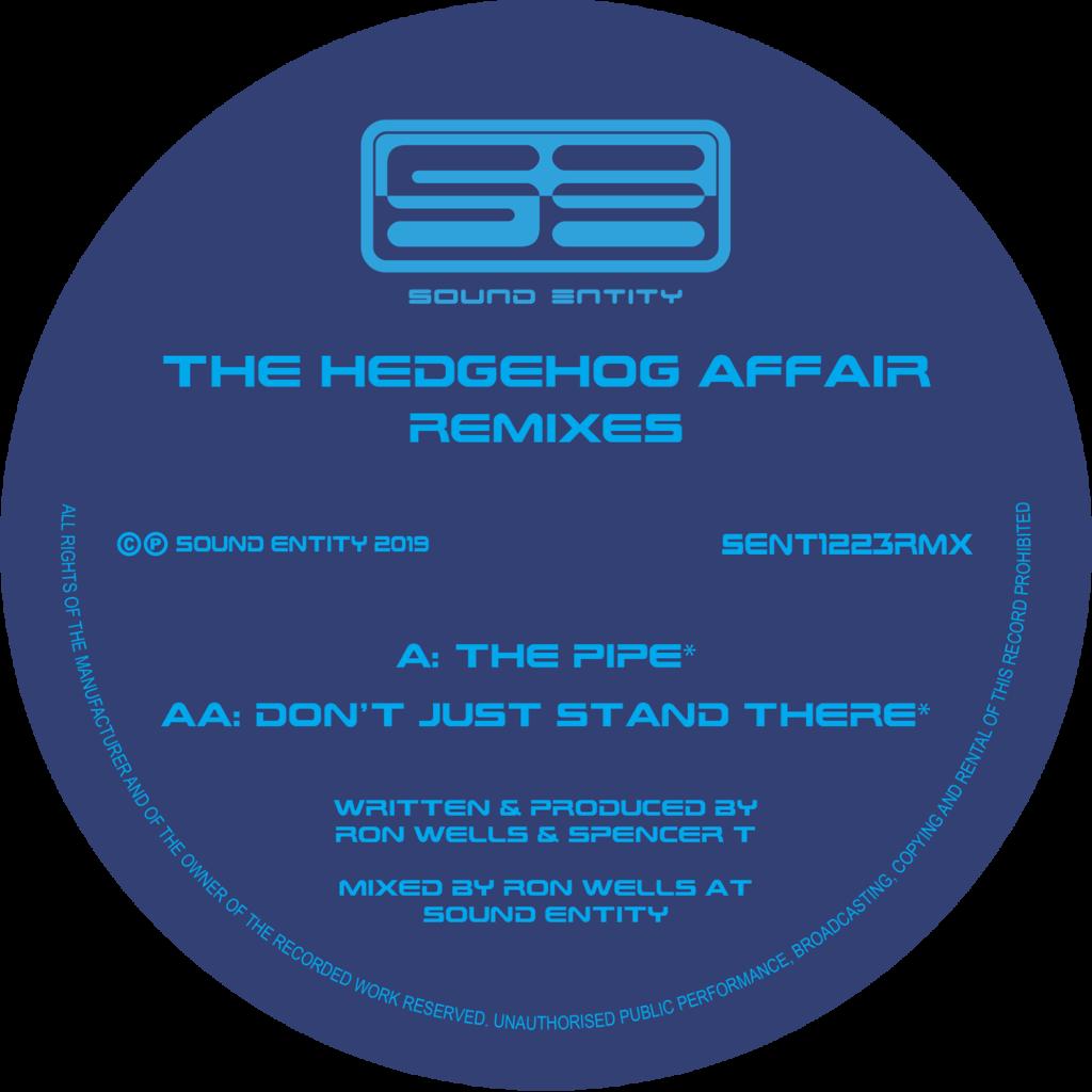 """Hedgehog Affair/HEDGEHOG AFFAIR RMXS 12"""""""