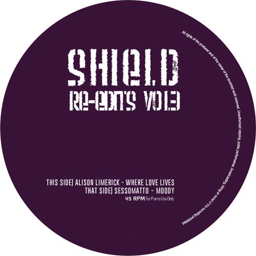"Shield/RE-EDITS VOL. 3 12"""