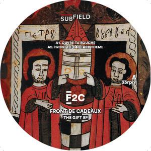 """Front De Cadeux/THE GIFT EP 12"""""""