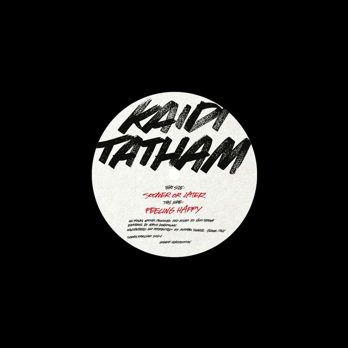 "Kaidi Tatham/FEELING HAPPY 7"""