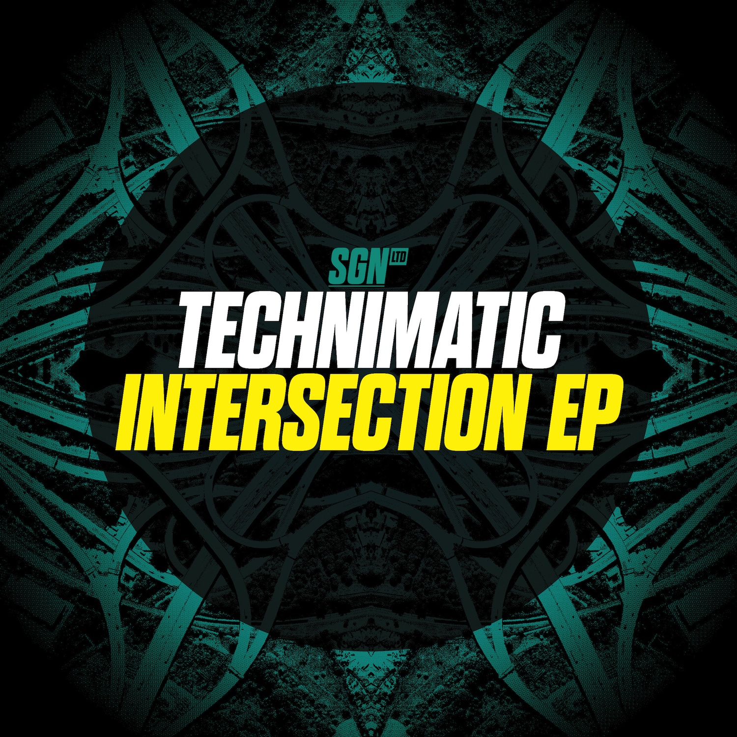 """Technimatic/INTERSECTION EP D12"""""""