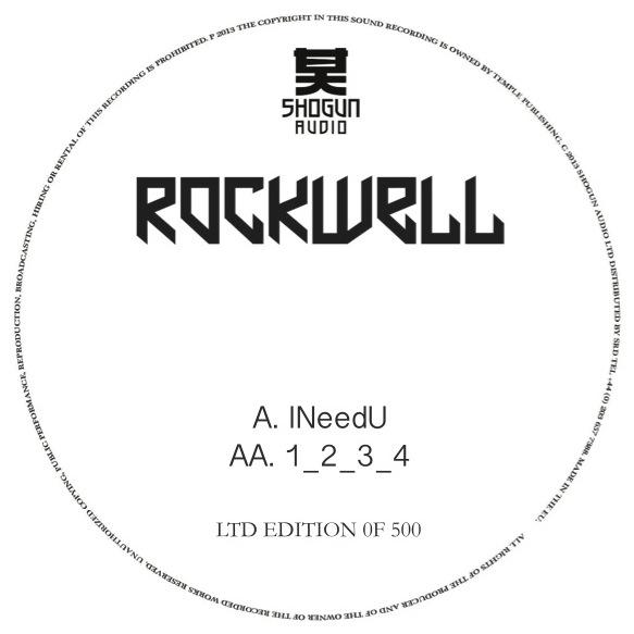 """Rockwell/I NEED U 12"""""""
