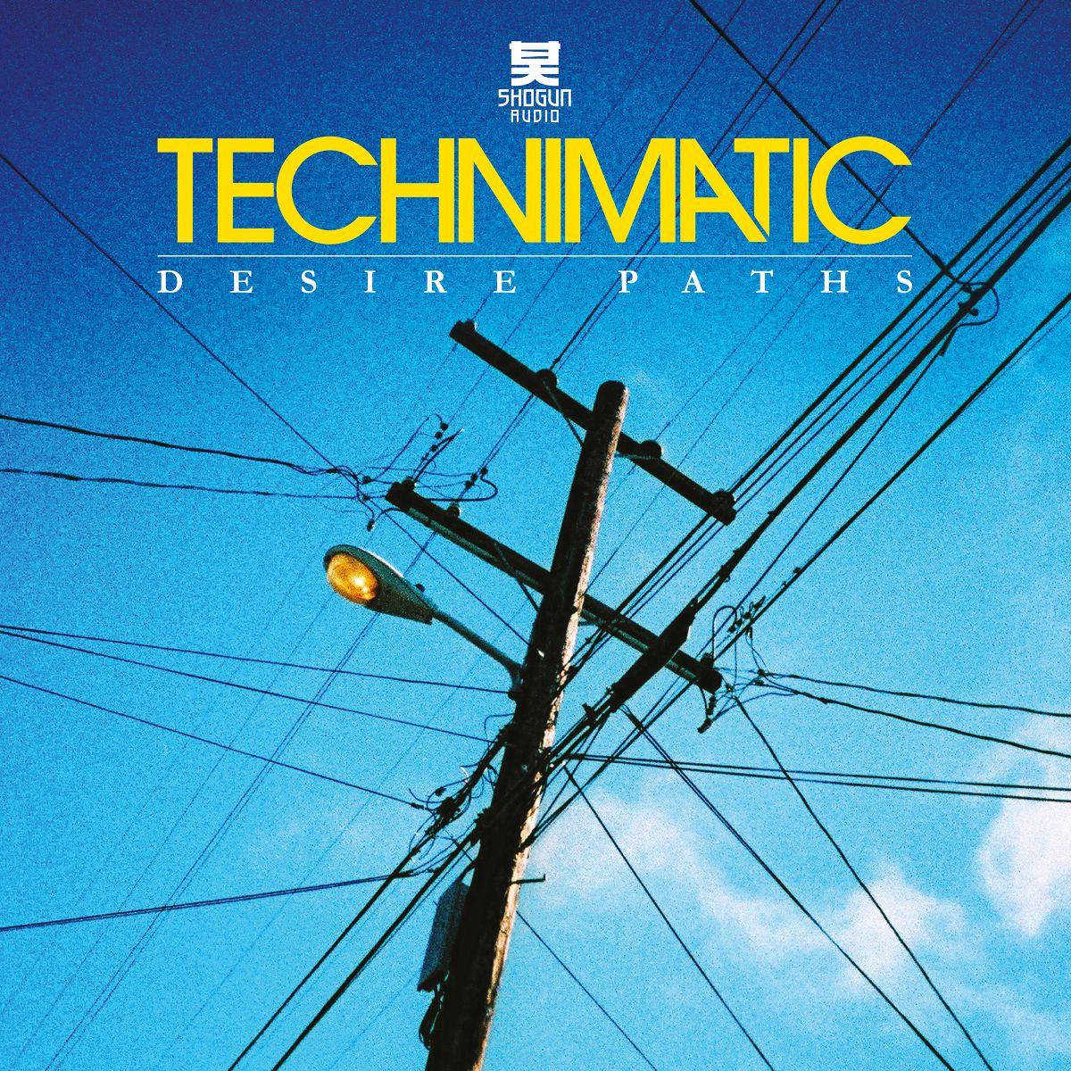 Technimatic/DESIRE PATHS DLP + CD