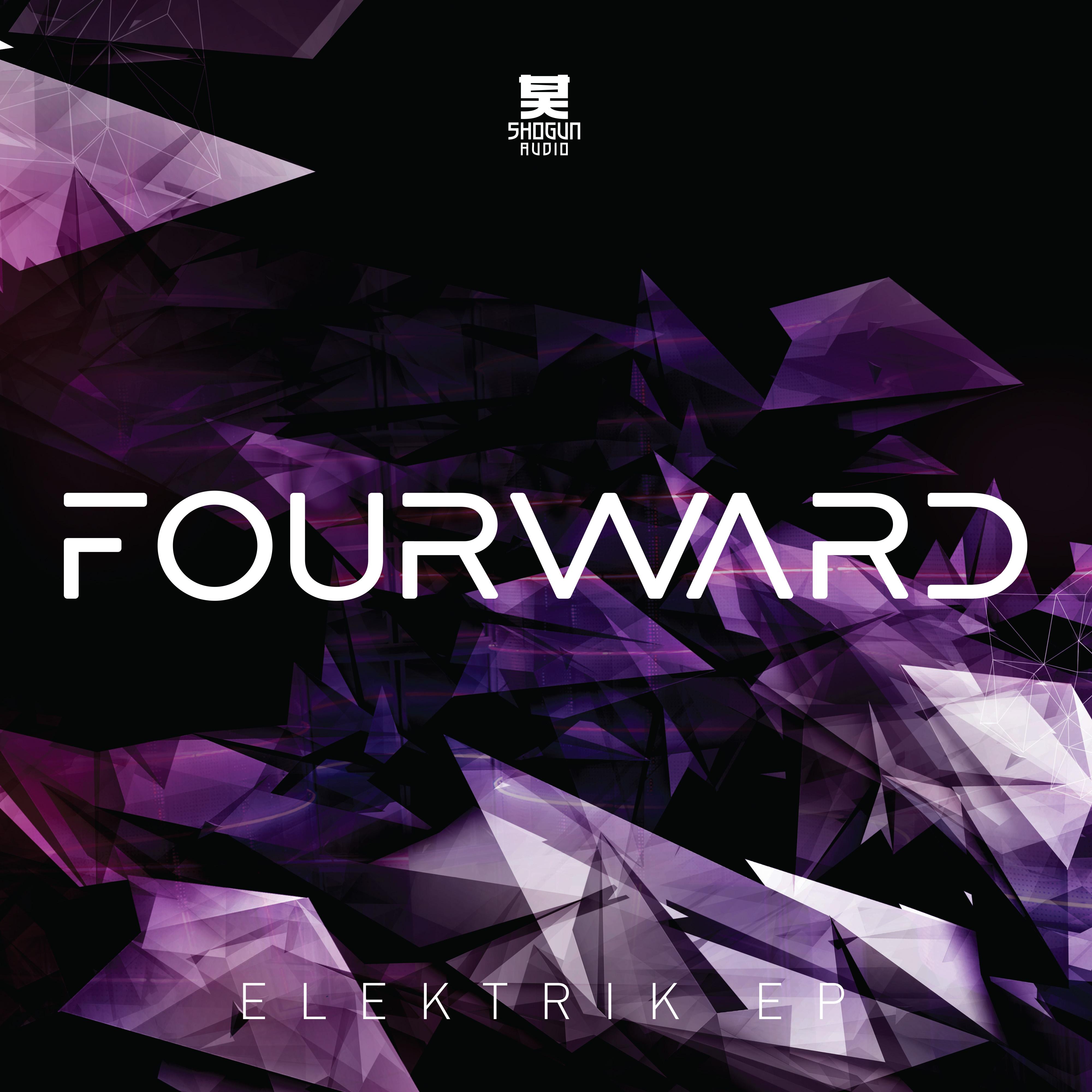 """Fourward/ELEKTRIK EP 12"""""""
