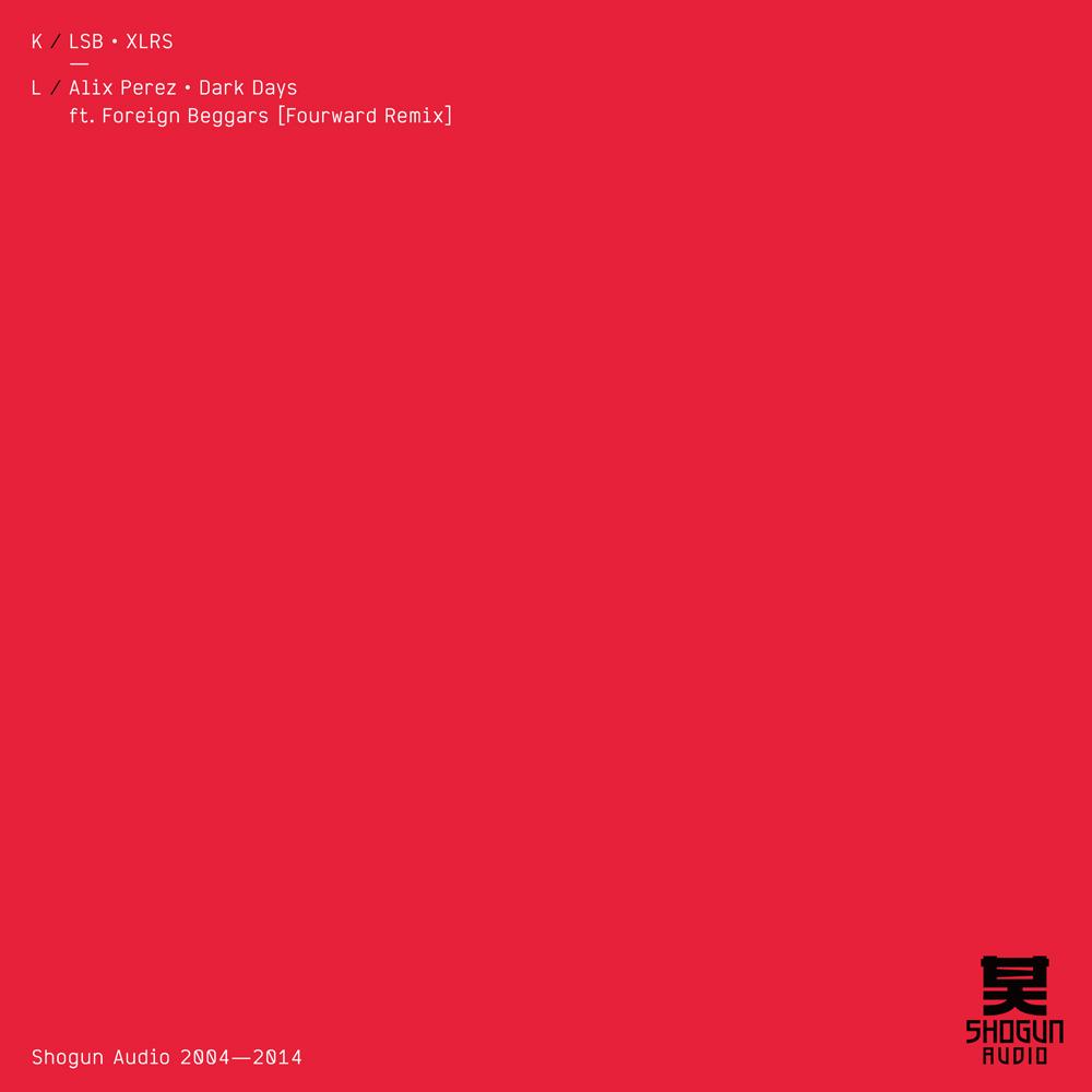 "Various/10 YEARS OF SHOGUN AUDIO #6 10"""