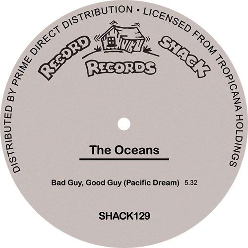 Oceans/BAD GUY, GOOD GUY 12""