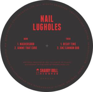 "Nail/LUGHOLES 12"""